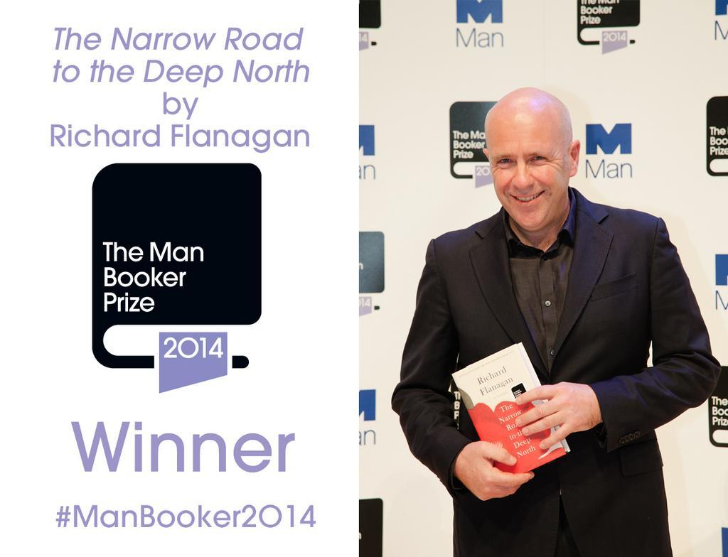WinnaarManBooker2014