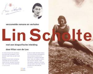 Omslag van Verzamelde romans en verhalen van Lin Scholte