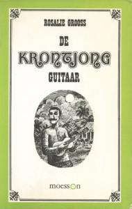 Cover van De krontjong guitaar