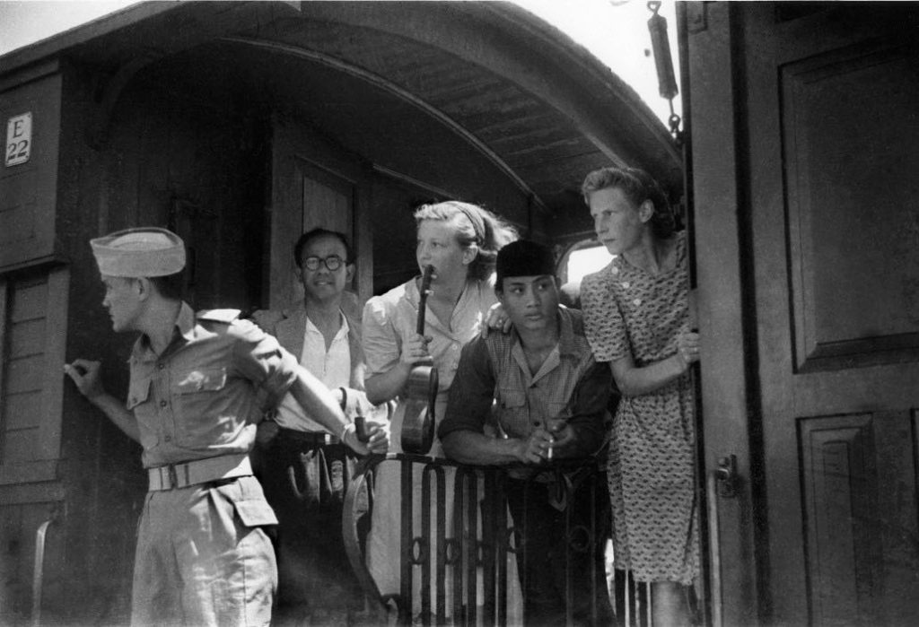 Foto 1. in de trein-web