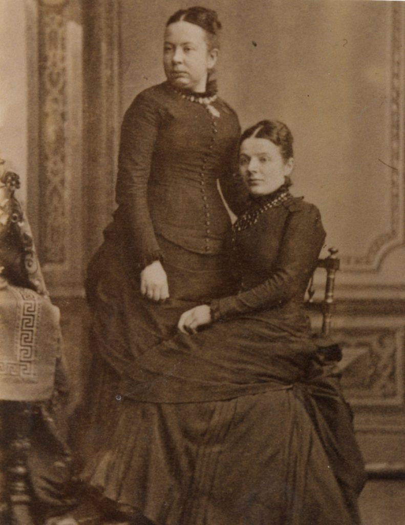 Marie en Lina