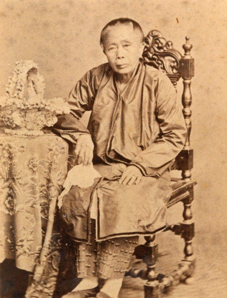 Sajia, de grootmoeder van Marie Sloot