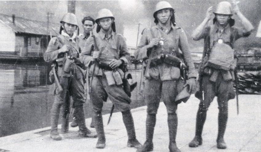 KNIL 47 Palembang