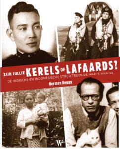 Cover 'Zijn jullie kerels of lafaards?' van Herman Keppy
