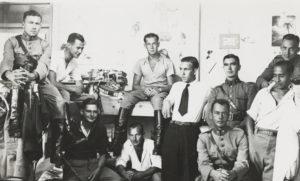 Militairen uit Indië in Colditz