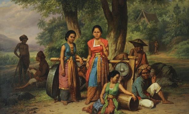 Met smaak verzameld: koloniale kunstnijverheid