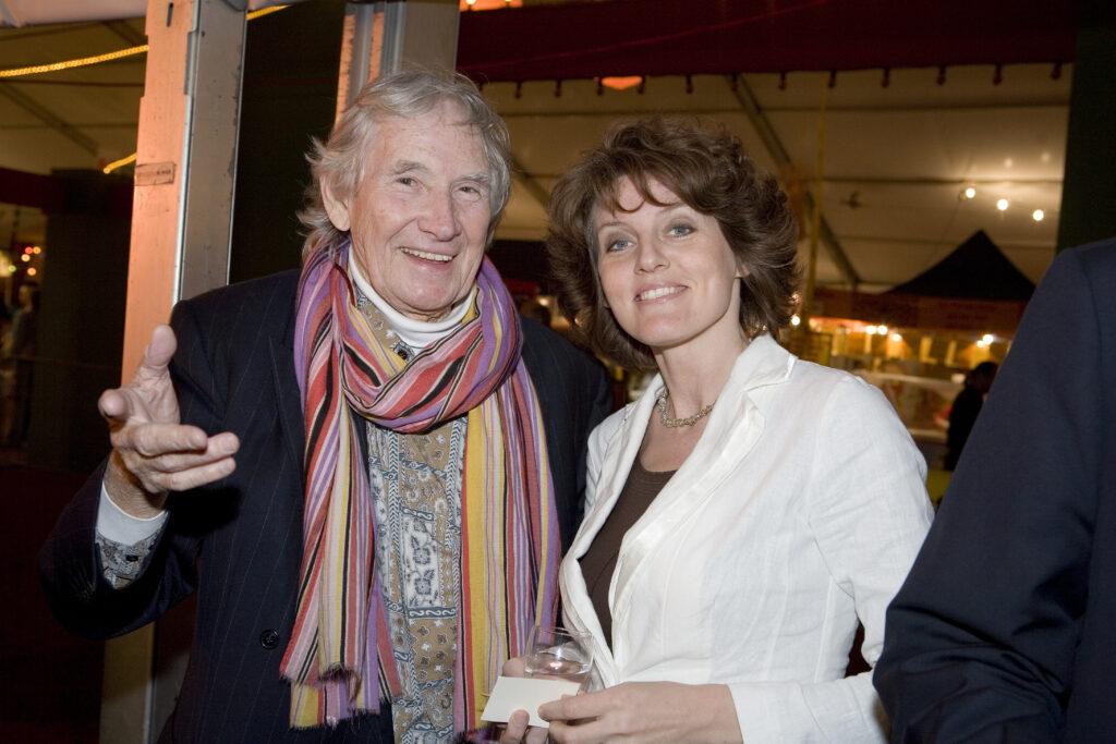Pans Schomper en Medy van der Laan