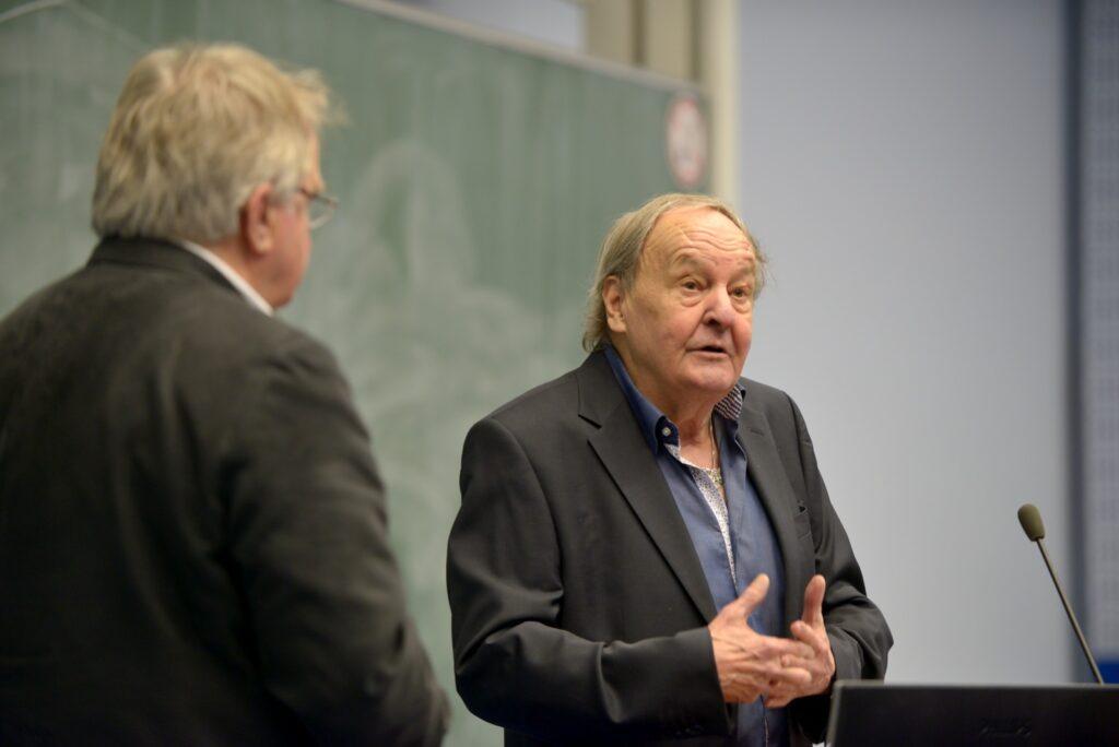 Fred Lanzing, foto Hans Kleijn