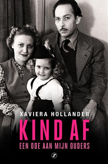 Cover Kind af, Xaviera Hollander